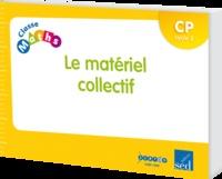 Editions SED - Classe maths CP - Matériel collectif avec 1 règle 10 unités.