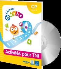 Editions SED - Classe Maths CP - Activités pour TNI. 2 Cédérom