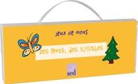 Editions SED - Des mots, des syllabes.