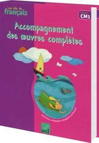 Editions SED - Les clés du français CM1 - Lot de 6 romans.