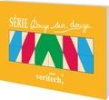 Editions SED - Mini veritech français-mathématiques Cycle 3 CM2 - 4 volumes série douze sur douze.