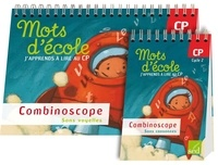 Editions SED - Mots d'école CP - Combinoscope sons consonnes.