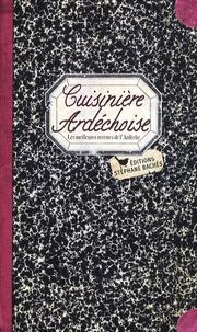 Editions Stéphane Baches - Cuisinière ardéchoise.
