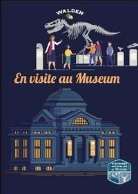 Editions Walden - En visite au Museum - Histoires naturelles en Wallonie.