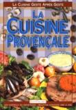 Editprojet - La cuisine provençale.