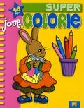 Edizioni larus - Joue Colorie Lapin.