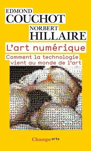 Edmond Couchot et Norbert Hillaire - L'art numérique.