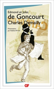 Edmond de Goncourt - Charles Demailly.