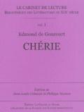 Edmond de Goncourt - .