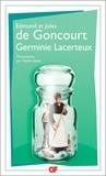 Edmond de Goncourt et Jules Goncourt de - Germinie Lacerteux.