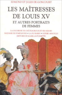 Galabria.be Les maîtresses de Louis XV et autres portraits de femmes Image