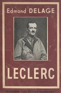 Edmond Delage - Leclerc.