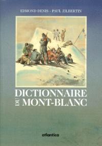 Edmond Denis et Paul Zilbertin - .