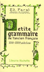 Alixetmika.fr Petite grammaire de l'ancien français Image