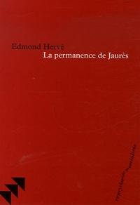 Edmond Hervé - La permanence de Jaurès.