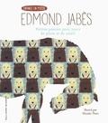 Edmond Jabès - Petites poésies pour jours de pluie et de soleil.
