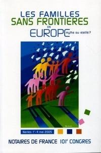 Goodtastepolice.fr Les familles sans frontières en Europe - Mythe ou réalité ? 101e congrès des notaires de France sans frontières Image
