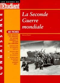 Edmond Maestri - La Seconde guerre mondiale.