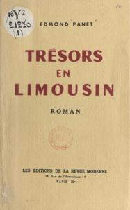 Edmond Panet - Trésors en Limousin.