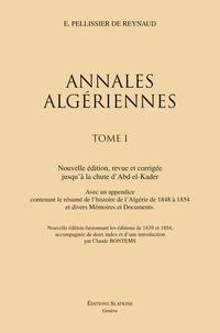 Deedr.fr Annales algériennes - 3 volumes Image