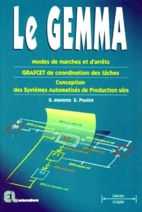 Deedr.fr Le GEMMA - Modes de marches et d'arrêts, GRAFCET de coordination des tâches, conception des systèmes automatisés de production sûrs Image