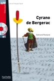 Edmond Rostand - Cyrano de Bergerac. 1 CD audio