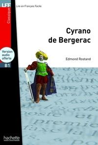 Edmond Rostand - Cyrano de Bergerac. 1 CD audio
