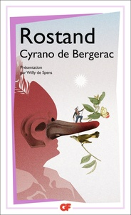 Edmond Rostand - Cyrano de Bergerac.