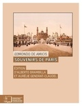Edmondo De Amicis - Souvenirs de Paris.