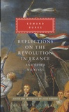 Edmund Burke - Reflections on the Revolution in France and Other Writings.
