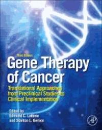 Edmund C. Lattime - Gene Therapy of Cancer.