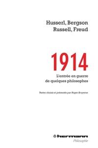 Deedr.fr 1914 - L'entrée en guerre de quelques philosophes Image