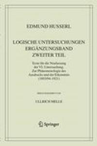 Logische Untersuchungen. Ergänzungsband. Zweiter Teil. - Texte für die Neufassung der VI. Untersuchung. Zur Phänomenologie des Ausdrucks und der Erkenntnis (1893/94-1921).pdf