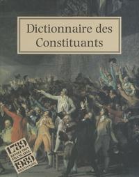 Edna Hindie Lemay - Dictionnaire des constituants : 1789-1791 - En 2 volumes.