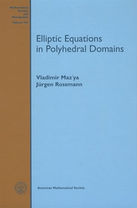 Histoiresdenlire.be Elliptic Equations in Polyhedral Domains Image