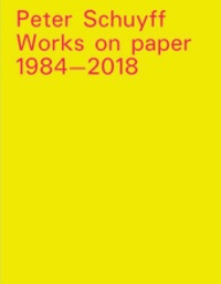 Accentsonline.fr Peter Schuyff - Works on paper 1984-2018 Image