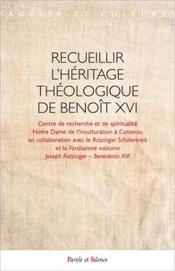 Edouard Adé - Recueillir l'héritage théologique de Benoît XVI.