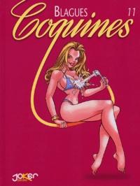 Edouard Aidans et  Di Sano - Blagues Coquines Tome 11 : .