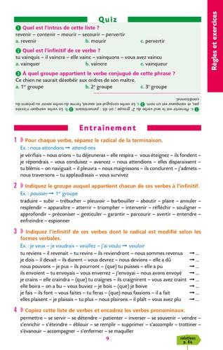Le Bled Conjugaison De Edouard Bled Grand Format Livre Decitre