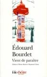 Edouard Bourdet - Vient de paraître.
