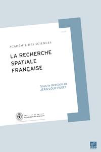 Edouard Brézin et Alain Aspect - La recherche spatiale française.