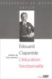 Edouard Claparède - L'éducation fonctionnelle.