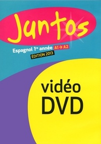 Edouard Clemente - Espagnol 1re année A1/A2 Juntos. 1 DVD