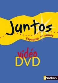 Edouard Clemente - Espagnol 1re année Juntos. 1 DVD