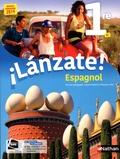 Edouard Clemente et Monique Laffite - Espagnol 1re B1 Lanzate!.