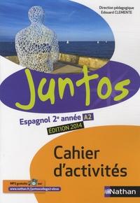 Era-circus.be Espagnol 2e année A2 Juntos - Cahier activités Image
