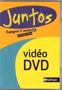 Edouard Clemente - Espagnol 2e année A2 Juntos. 1 DVD
