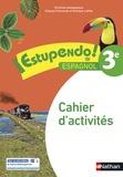Edouard Clemente et Monique Laffite - Espagnol 3e A2 Estupendo! - Cahier d'activités.