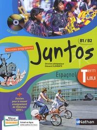 Histoiresdenlire.be Espagnol Tle L, ES, S Juntos Image