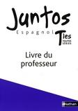 Edouard Clemente et Catherine Echezareta - Espagnol Tles toutes séries Juntos - Livre du professeur.